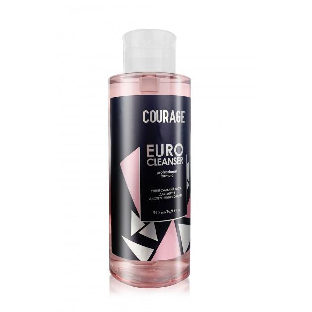Средство для удаления дисперсионного (липкого) слоя Evro Cleanser Courage 500 мл