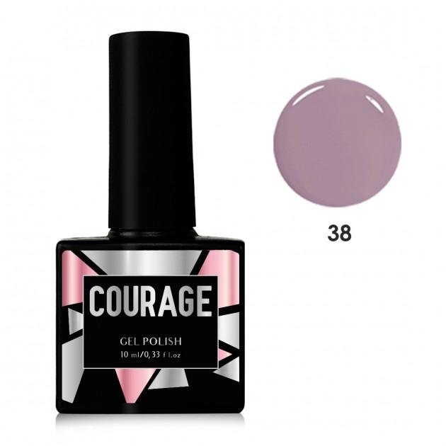Гель-лак для ногтей №38 Courage 10 мл
