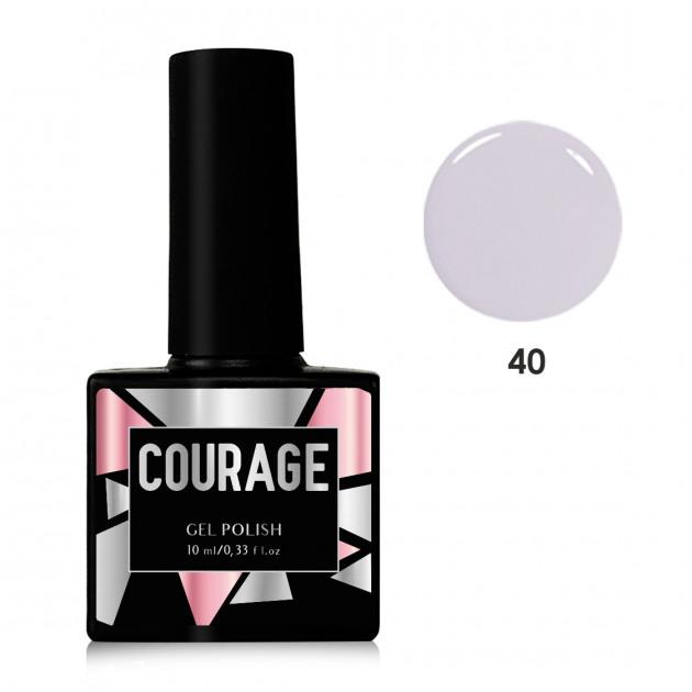Гель-лак для ногтей №40 Courage 10 мл