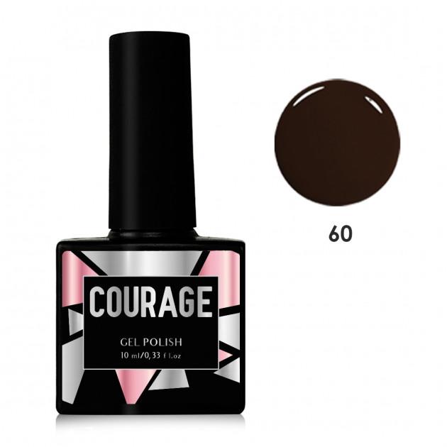 Гель-лак для ногтей №60 Courage 10 мл