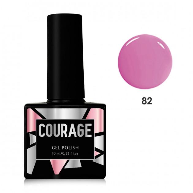 Гель-лак для ногтей №82 Courage 10 мл
