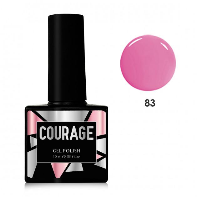 Гель-лак для ногтей №83 Courage 10 мл