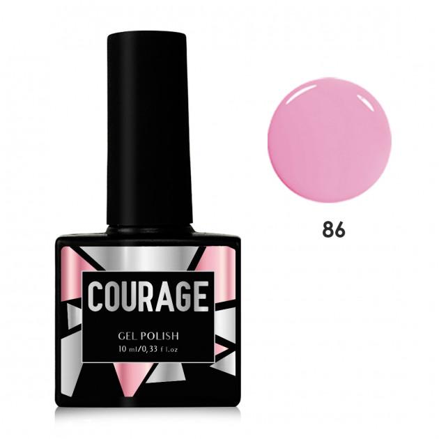 Гель-лак для ногтей №86 Courage 10 мл