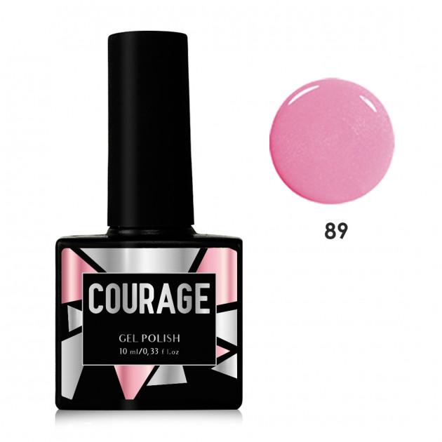 Гель-лак для ногтей №89 Courage 10 мл