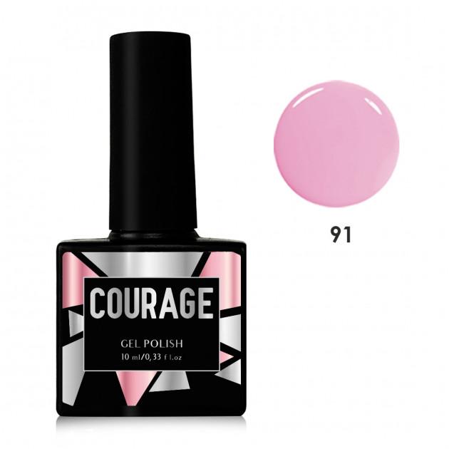 Гель-лак для ногтей №91 Courage 10 мл