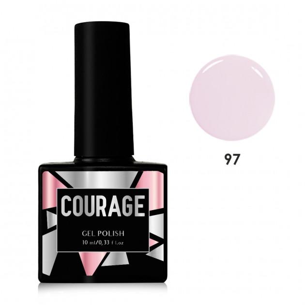 Гель-лак для ногтей №97 Courage 10 мл
