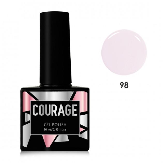 Гель-лак для ногтей №98 Courage 10 мл