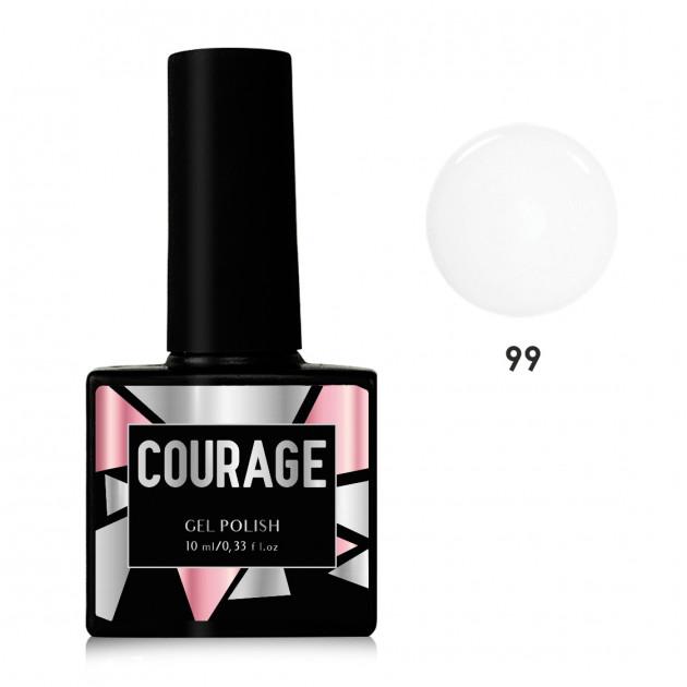 Гель-лак для ногтей №99 Courage 10 мл