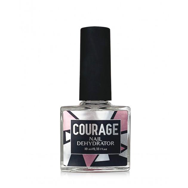 Средство для обезжиривания ногтей Courage Nail Dehydrator 10 мл
