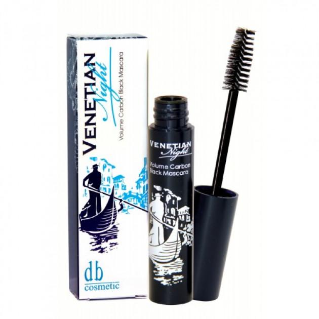 Тушь для ресниц Dark Blue Venetian Night Volume Carbon Black Mascara 8 мл