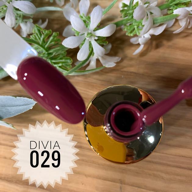 Гель-лак для ногтей Colour Di100 №029 Divia 8 мл