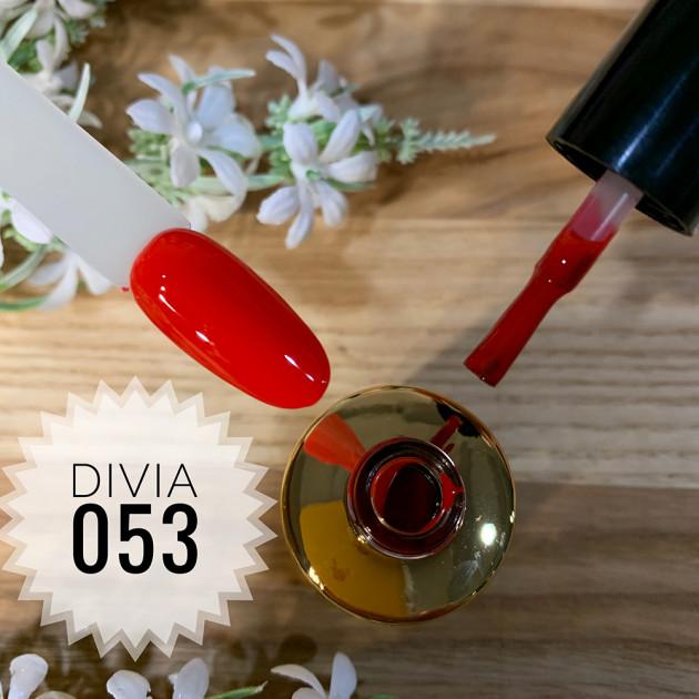 Гель-лак для ногтей Colour Di100 №053 Divia 8 мл