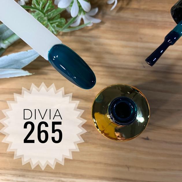 Гель-лак для ногтей Colour Di100 №265 Divia 8 мл