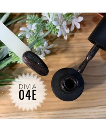 Гель-лак для ногтей 3D Cat's Eye Di510 №04E Divia 8 мл
