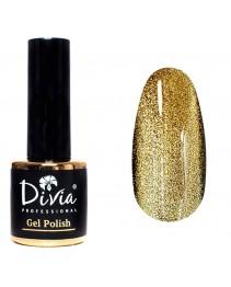 Гель-лак для ногтей Crystal Cat`s Di520 №09 Divia 8 мл