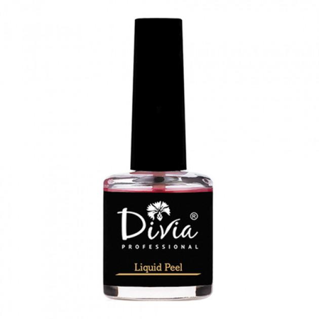 Жидкая кожа для маникюра Di960 Liquid Peel Divia 8 мл