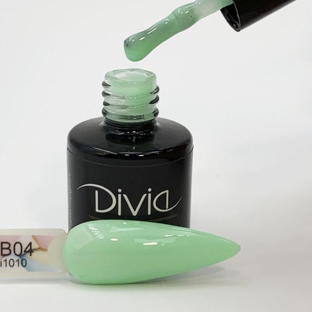 Цветное базовое покрытие Divia Marshmallow Color Base Di1010 [CB04] 8 мл