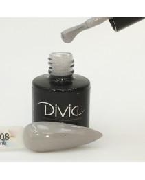 Цветное базовое покрытие Divia Marshmallow Color Base Di1010 [CB08] 8 мл