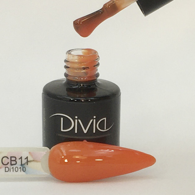 Цветное базовое покрытие Divia Marshmallow Color Base Di1010 [CB11] 8 мл
