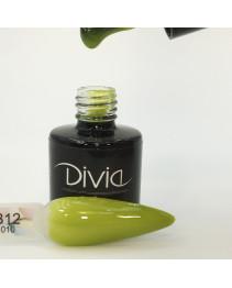 Цветное базовое покрытие Divia Marshmallow Color Base Di1010 [CB12] 8 мл