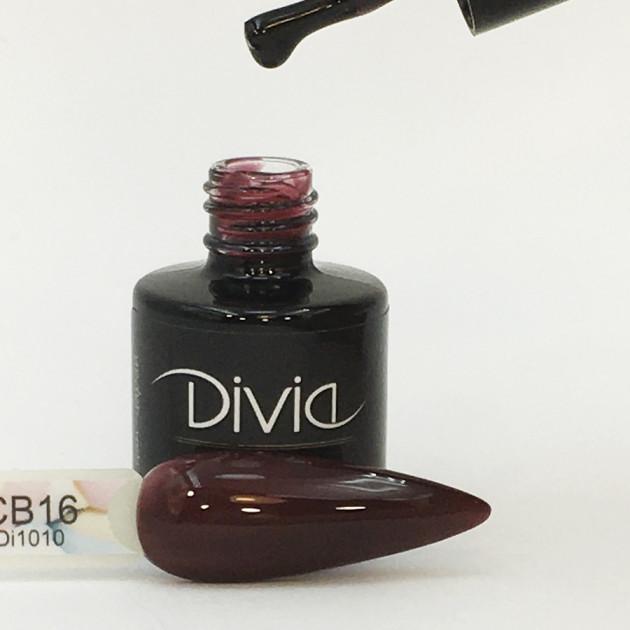 Цветное базовое покрытие Divia Marshmallow Color Base Di1010 [CB16] 8 мл
