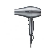 Фен для волос Eurostil ROBUST Barber Line 2200 W металлик