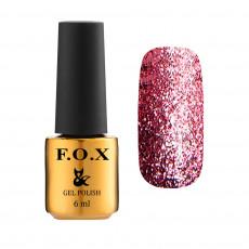 Гель-лак для ногтей Gold Brilliance Gel Polish 012, 6 мл F.O.X