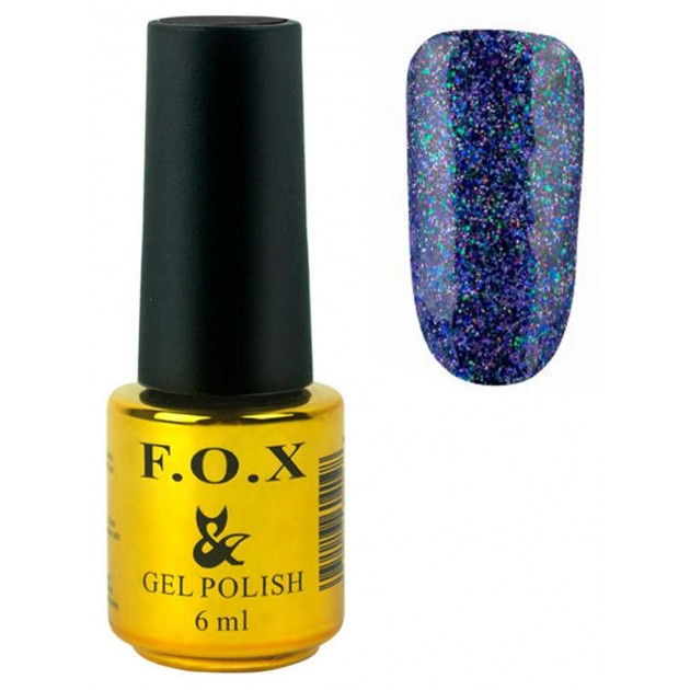Гель-лак для ногтей Gel Polish Diamond 005 6 мл F.O.X