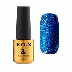 Гель-лак для ногтей Gold Brilliance Gel Polish 020, 6 мл F.O.X