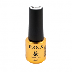 Базовое камуфлирующее покрытие для ногтей Cover Base 005, 12 мл F.O.X