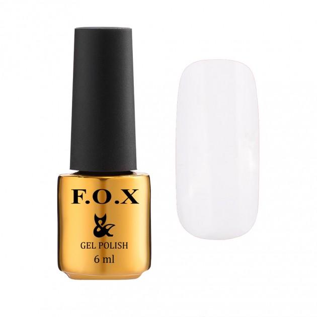 Гель-лак для ногтейgel-polishgoldPigment001,6мл F.O.X