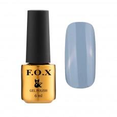 Гель-лак для ногтейgel-polishgoldPigment013,6мл F.O.X