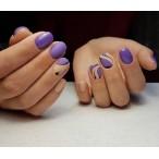 Гель-лак для ногтейgel-polishgoldPigment019,6мл F.O.X