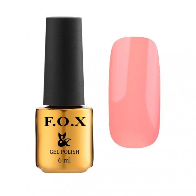 Гель-лак для ногтейgel-polishgoldPigment020,6мл F.O.X