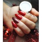 Гель-лак для ногтейgel-polishgoldPigment050,6мл F.O.X