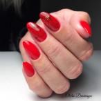 Гель-лак для ногтейgel-polishgoldPigment054,6мл F.O.X