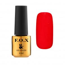 Гель-лак для ногтейgel-polishgoldPigment062,6мл F.O.X