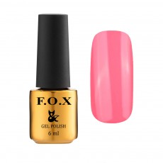 Гель-лак для ногтейgel-polishgoldPigment063,6мл F.O.X