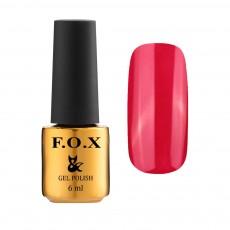 Гель-лак для ногтейgel-polishgoldPigment077,6мл F.O.X