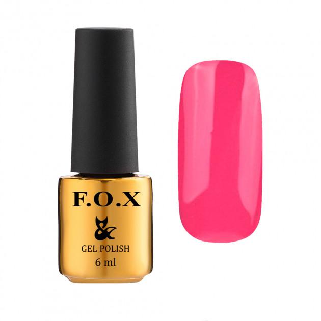Гель-лак для ногтейgel-polishgoldPigment081,6мл F.O.X