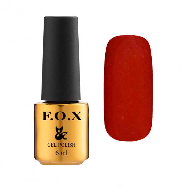 Гель-лак для ногтейgel-polishgoldPigment084,6мл F.O.X