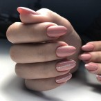 Гель-лак для ногтейgel-polishgoldPigment085,6мл F.O.X