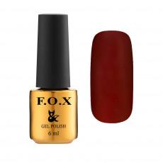 Гель-лак для ногтейgel-polishgoldPigment090,6мл F.O.X