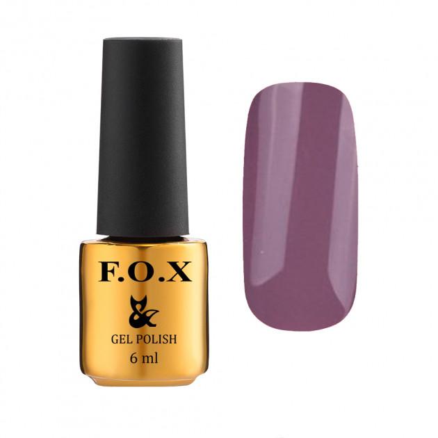 Гель-лак для ногтейgel-polishgoldPigment093,6мл F.O.X