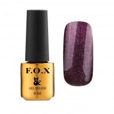 Гель-лак для ногтейgel-polishgoldPigment095,6мл F.O.X