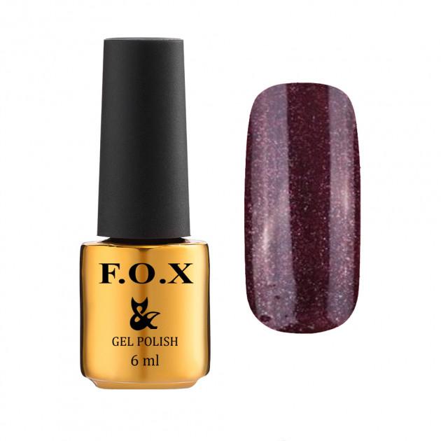 Гель-лак для ногтейgel-polishgoldPigment101,6мл F.O.X