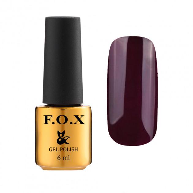 Гель-лак для ногтейgel-polishgoldPigment102,6мл F.O.X