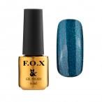 Гель-лак для ногтейgel-polishgoldPigment125,6мл F.O.X