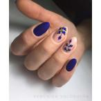 Гель-лак для ногтейgel-polishgoldPigment135,6мл F.O.X