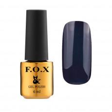 Гель-лак для ногтейgel-polishgoldPigment191,6мл F.O.X